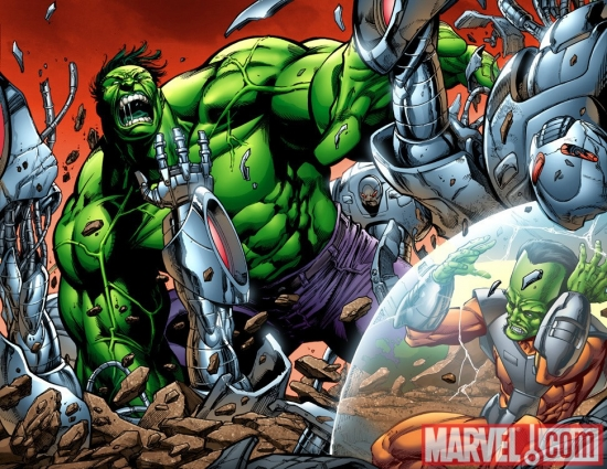 Image Featuring Hulk