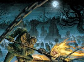 GHOST RIDERS: HEAVENS ON FIRE #4