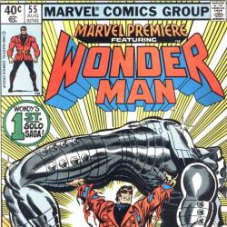 Wonder Man (1991) #1