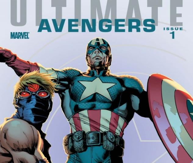 ULTIMATE COMICS AVENGERS #1 (SPECIAL VARIANT)