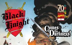 THE BLACK KNIGHT #1