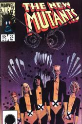 New Mutants #24 