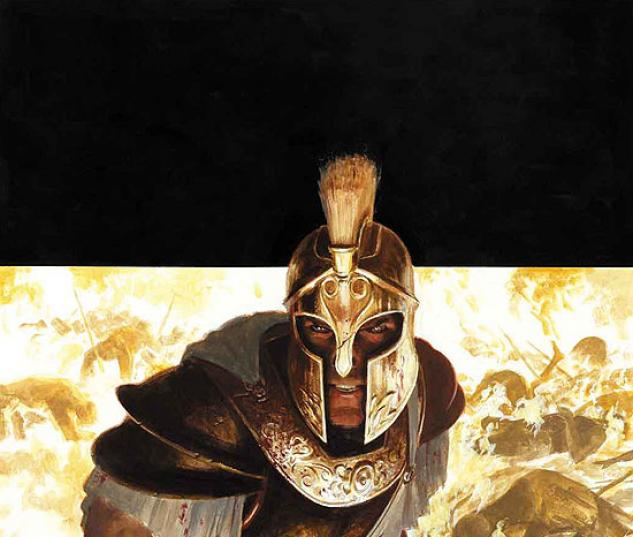 MARVEL ILLUSTRATED: THE ILIAD #7