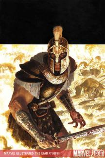 Marvel Illustrated: The Iliad (2007) #7