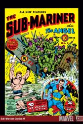 Marvel Masterworks: Golden Age Sub-Mariner Vol. (Hardcover)