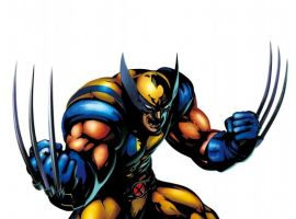Marvel vs. Capcom 3: Fate of Two Worlds Wolverine promo art