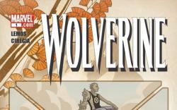 Wolverine: The Dust from Above (2010) #1