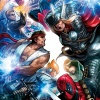 Marvel vs. Capcom 3 promo art by Sana Takeda