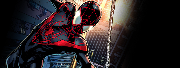 Marvel Reveals New Spider-Man