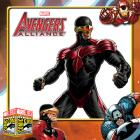 SDCC 2012: New Characters & Costumes in Avengers Alliance