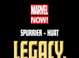 The Future of Marvel NOW! is Legacy
