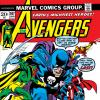 Avengers (1963) #107 Cover