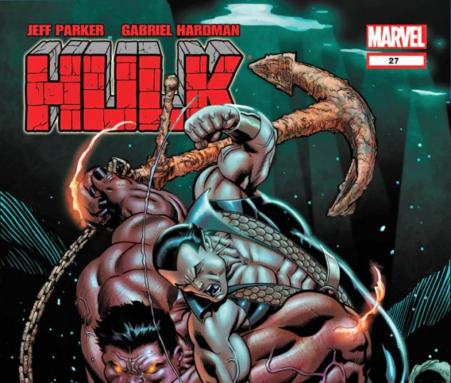 Cover: Hulk (2008) #27