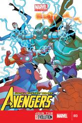 Avengers Earth's Mightiest Heroes #13 