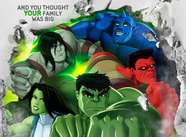 Marvel's Hulk and the Agents of S.M.A.S.H. premieres August 11 inside Marvel Universe on Disney XD