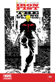Iron Fist: The Living Weapon (2014) #4