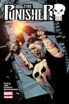 THE PUNISHER (2011) #7 Cover