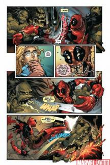 Deadpool: Merc with a Mouth (2009) #2
