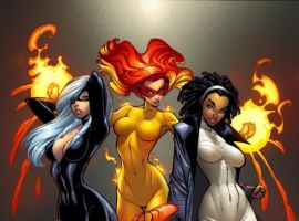 What is MARVEL DIVAS?