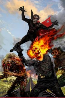 Marvel Zombies 4 #1