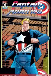 Captain America #450 