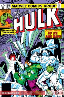 Incredible Hulk (1962) #249