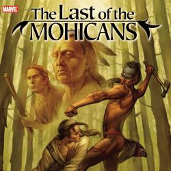 MARVEL ILLUSTRATED: LAST OF THE MOHICANS PREMIERE #0