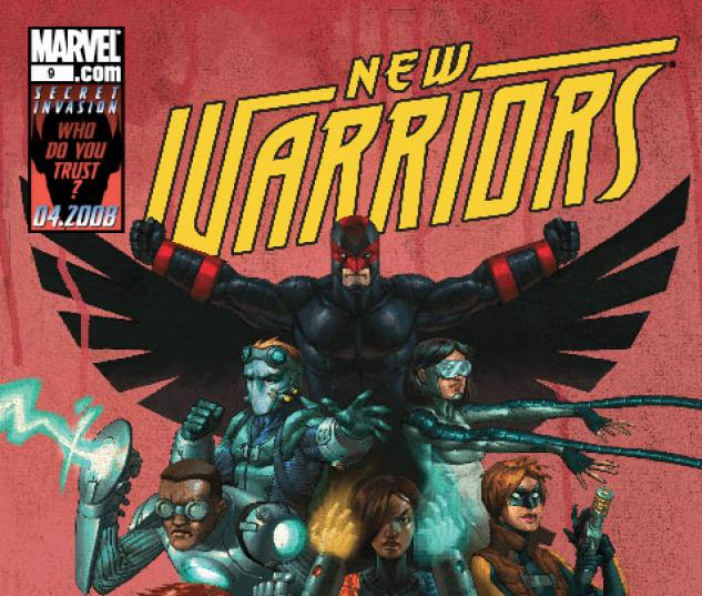 NEW WARRIORS #9