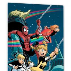 Spider-Man and Power Pack: Big-City Super Heroes (2007)