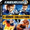 Fantastic Four 2-Movie Collection DVD Set