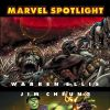MARVEL SPOTLIGHT (2008) #2 COVER