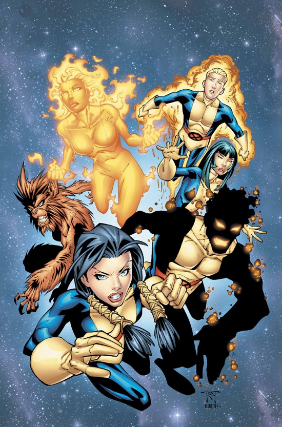 NEW MUTANTS (2002) #13 COVER