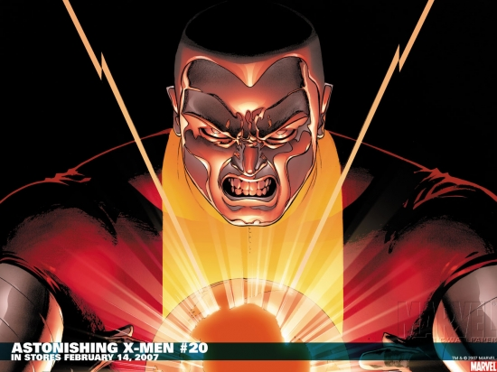 Astonishing X-Men (2004) #20 Wallpaper
