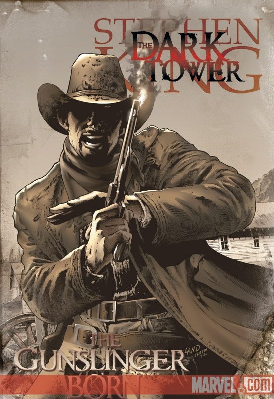DARK TOWER: THE GUNSLINGER BORN #5