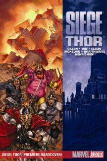 Siege: Thor (Hardcover)