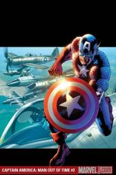 Captain America: Man Out of Time #2