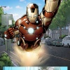 Invincible Iron Man #504 preview art by Salvador Larroca