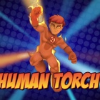 Super Hero Squad Online: Meet the Human Torch