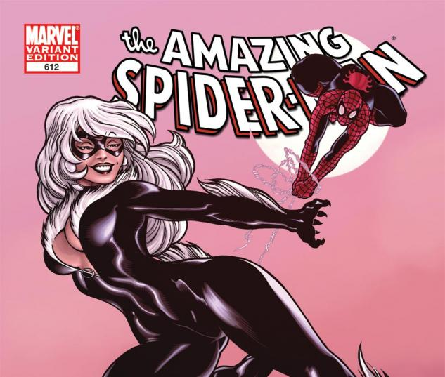 Amazing Spider-Man (1999) #612, Variant