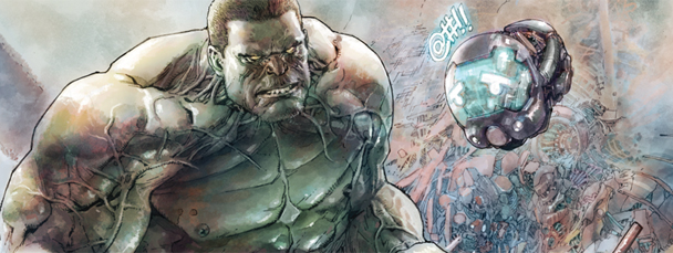 Marvel NOW! Q&amp;A: Indestructible Hulk