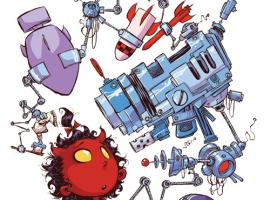Skottie Young Baby Variants