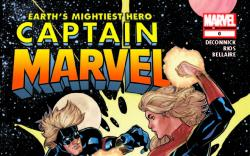 CAPTAIN MARVEL 6