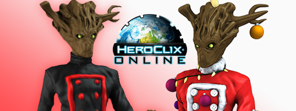 Season's Grootings from HeroClix Online