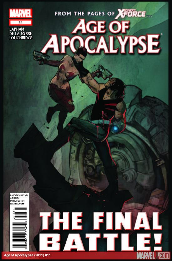 AGE OF APOCALYPSE 11