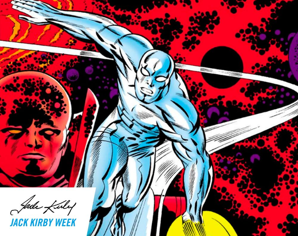 Jack Kirby Week: The Silver Surfer