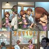 NOMAD: GIRL WITHOUT A WORLD #2 preview art by David Baldeon