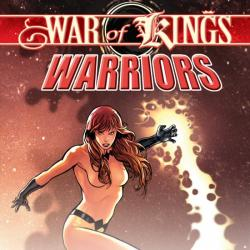 WAR OF KINGS: WARRIORS - CRYSTAL #1