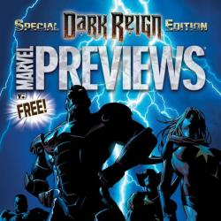 Dark Reign Previews (2008)