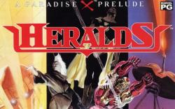 Paradise X: Heralds #1