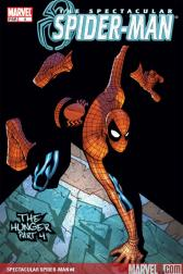 Spectacular Spider-Man #4